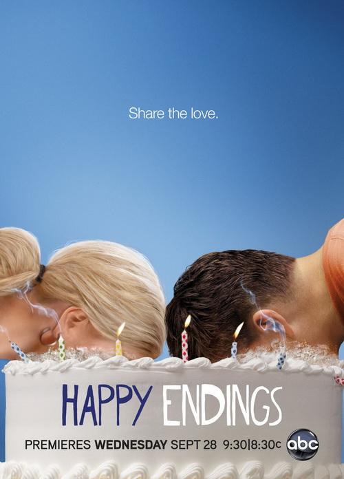 Счастливый конец 2 сезон (2011-2012) смотреть онлайн