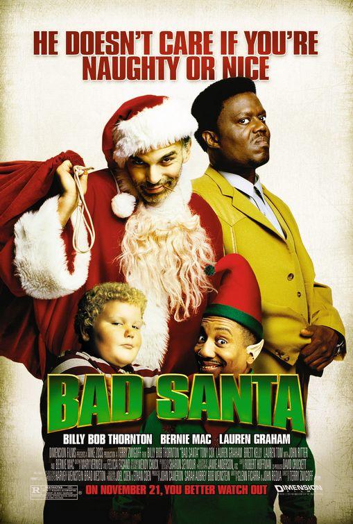 Смотреть онлайн Плохой Санта смотреть онлайн