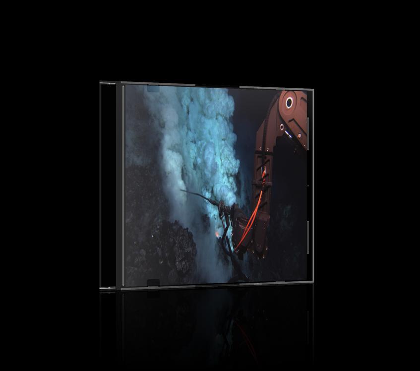 Вулканы в морских глубинах / Volcanoes of the Deep Sea (2003) смотреть онлайн