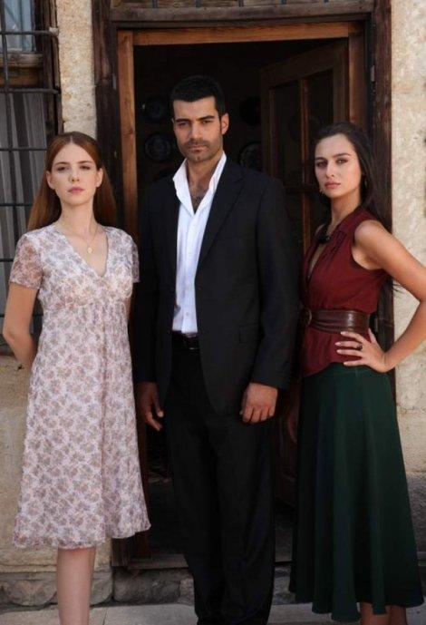 Турецкий сериал Между небом и землей 62 - 75 серии смотреть онлайн