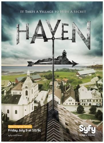 Хэйвен 2 сезон 13 серия смотреть онлайн